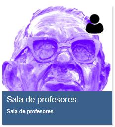 Aula virtual SALA PROFESORES